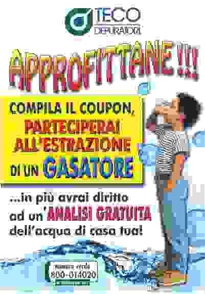 Teco Group depuratori acqua sana e pura, assistenza - I° Festa d'Estate a Cesano Maderno